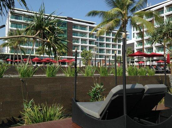 Amari Hua Hin : vista esterna hotel