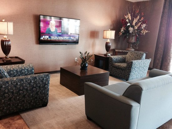 BEST WESTERN PLUS Henderson Hotel: Main area