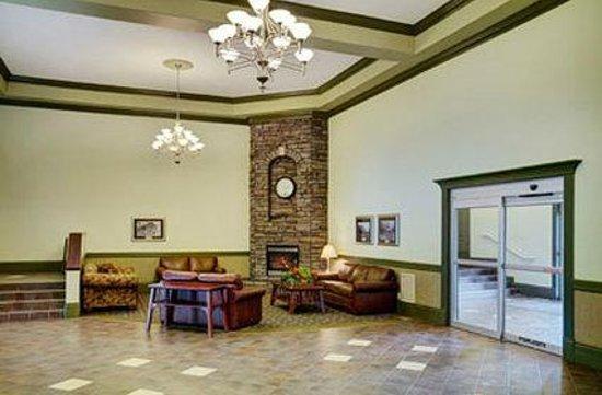 Nova Inn Edson : Lobby