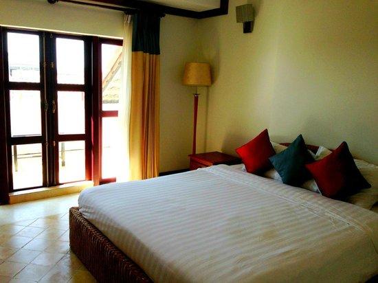 Bopha Pollen Hotel: Our room