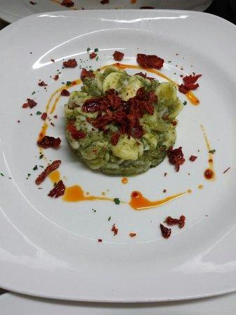 Osteria Gagliardi: Orecchiette broccoli e baccalà