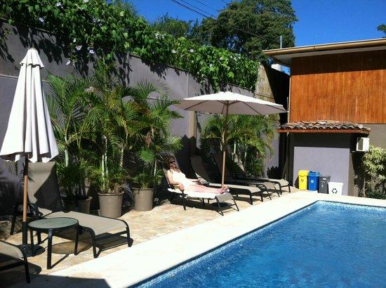 Pool at Hotel Arco Iris