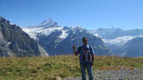 Grindelwald First....
