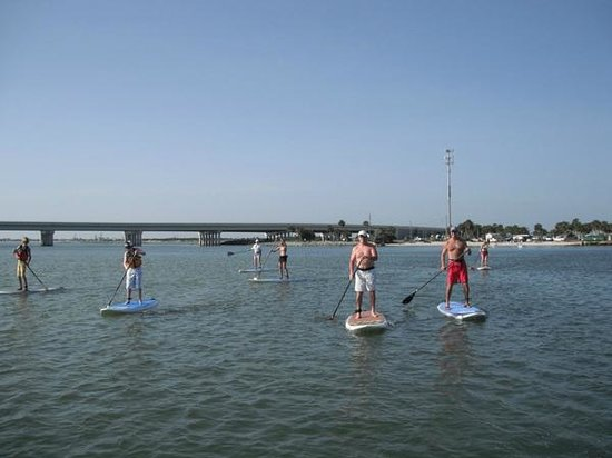 Ft George Inlet Trip Picture Of Sup Jax Jacksonville