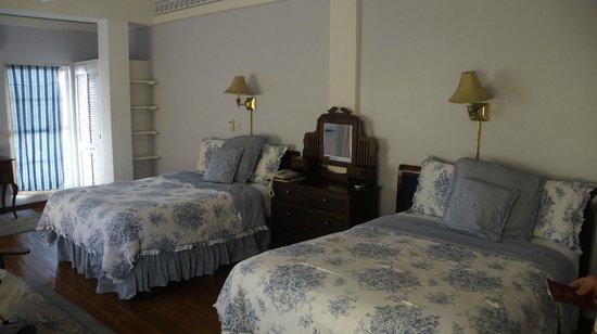 Sutton Place: Zimmer
