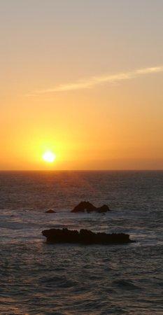 Jack's Apartments & suites : Beautiful sunset-views