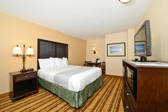 Lexington Inn & Suites: Queen Room