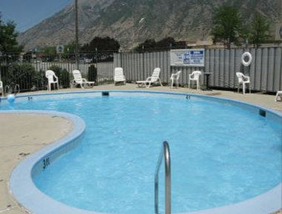 Little Suites Provo : Pool