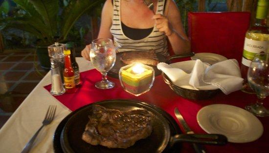 Steak House el Tobogan: T-bone steak