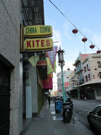Chinatown Kite Shop