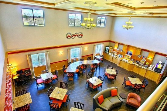 Holiday Inn Express & Suites Boise West - Meridian : Free WIFI Holiday Inn Express and Suites Boise West Meridian Idaho