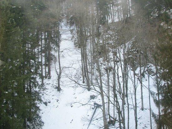Kampenwand: subindo a montanha