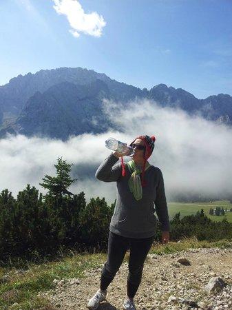 Zugspitze: Среди облаков