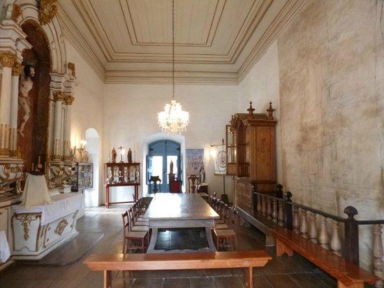 Igreja Nossa Senhora do Carmo: Sala do consistório