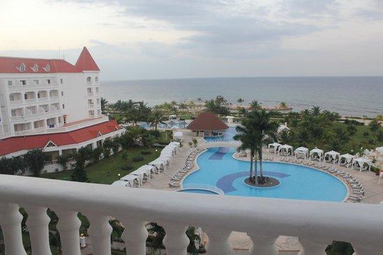 Hotel map picture of luxury bahia principe runaway bay for Hotel luxury jamaica