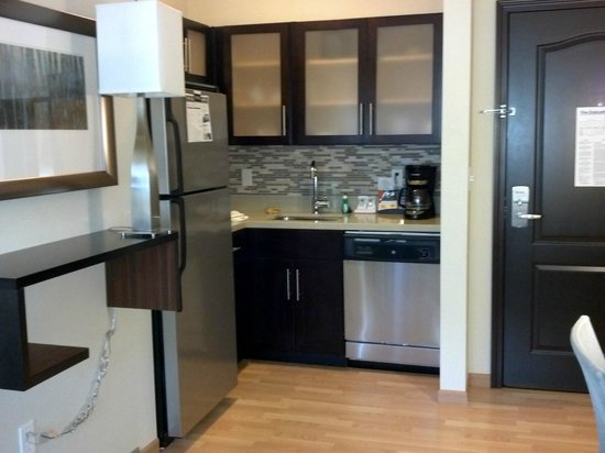 Small Functional Kitchen If You Need One
