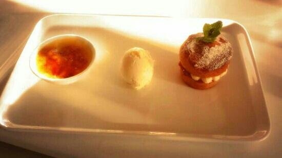 Celandines Afternoon Tea Dessert