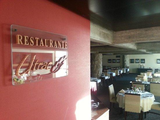 Cacique Inacayal Lake & Spa Hotel: restaurant divino