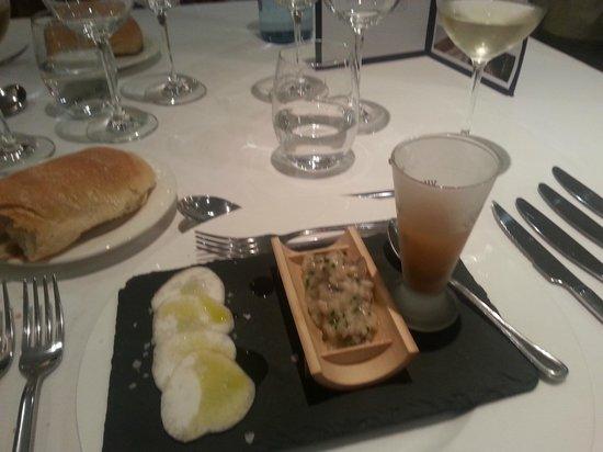 Hotel La Mota: aperitivo