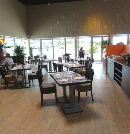 Plume Hotel: Restaurant