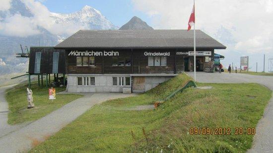 Maennlichenbahn Grindelwald