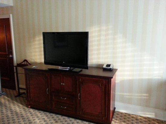 The Battle House Renaissance Mobile Hotel & Spa: TV