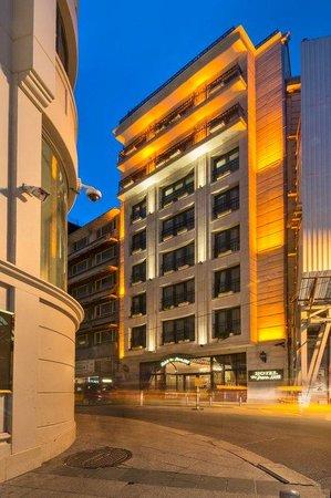 Hotel Pera Hill : hotel exterior