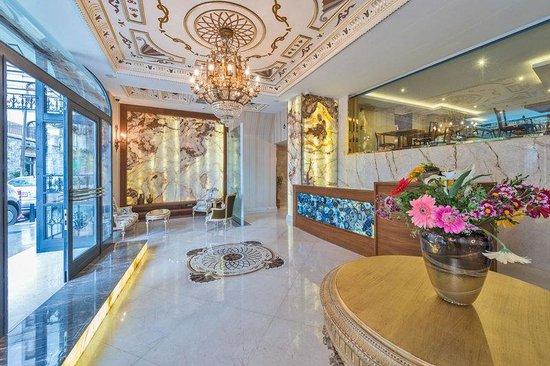 Hotel Pera Hill : hotel Loby