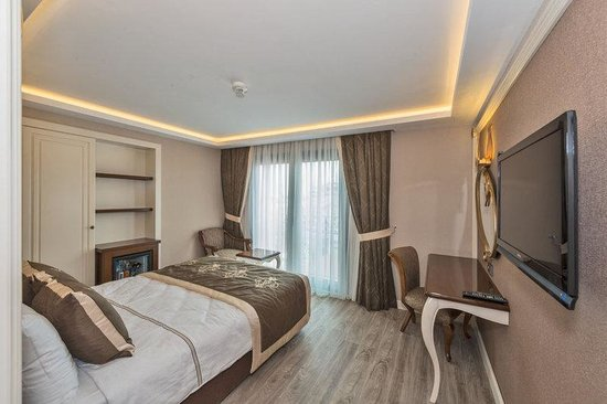 Hotel Pera Hill : Single room