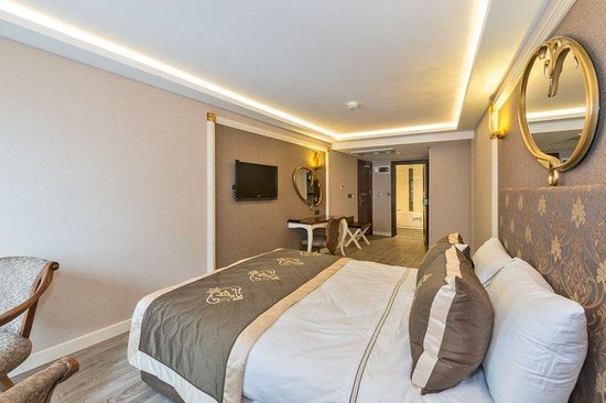 Hotel Pera Hill : Double room