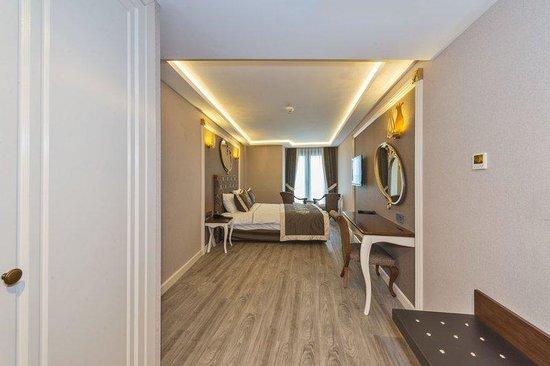 Hotel Pera Hill : Family room