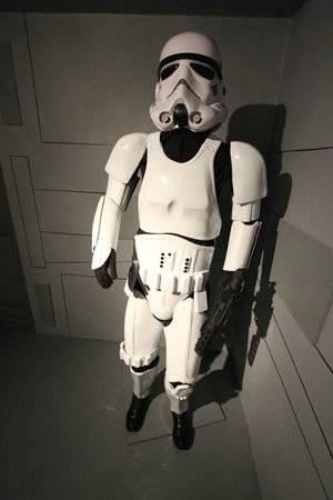 The Galaxy Connection : Storm Trooper