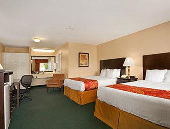 Days Inn Alexander City: Standard Two Queen Bed Room