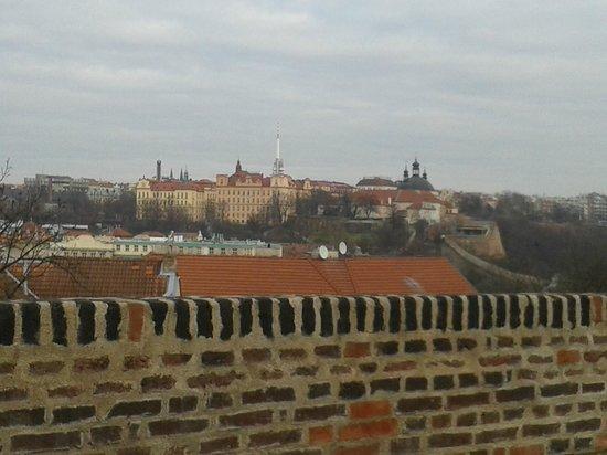 Nationales Kulturdenkmal Vyšehrad: Vyšehrad