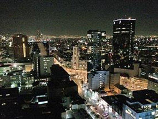 Hilton Mexico City Reforma: Mexico City at Night