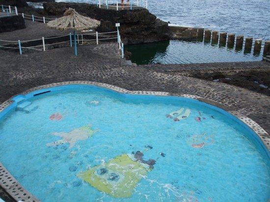 Charco Azul: Children's pool