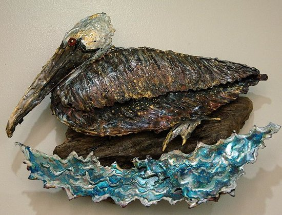 Gallery St. Thomas: Metal sculptures by Trudi Gilliam