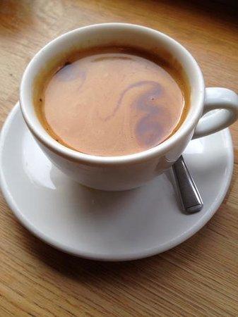 Notes: Nice coffee