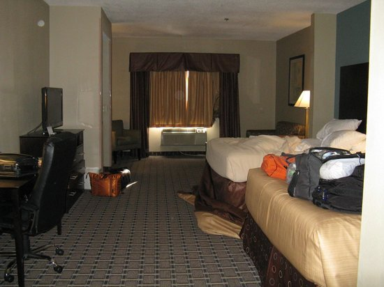 La Quinta Inn & Suites Clovis: Room