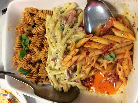 Rosticceria: Lovely food and the best service