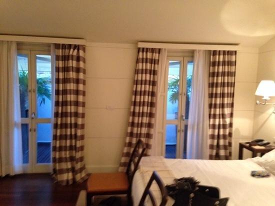 Gallery Hotel Art: quarto 705 com Terraço e vista do Palazzo