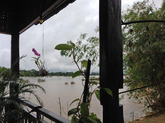 Mama Leuah Guesthouse: Restaurant view