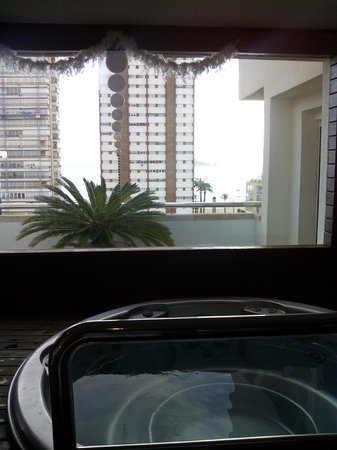 Hotel Agir: jacuzzi 5 planta