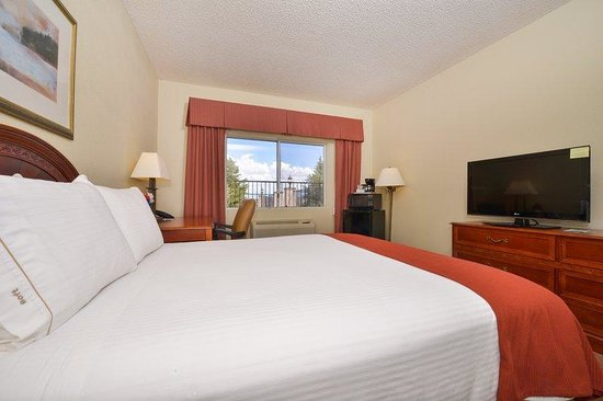 Lexington Inn - Holbrook, AZ: One King Bed