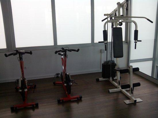 Hotel Agir: gym