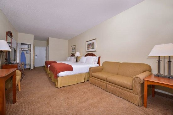 Lexington Inn - Holbrook, AZ: Two Queen Beds Deluxe