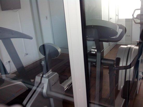 Hotel Agir: maquinas cardio gym