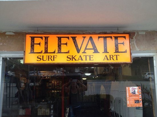 ‪Elevate Surf and Skate‬