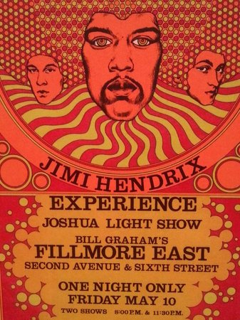 National Museum of the American Indian : jimi hendrix