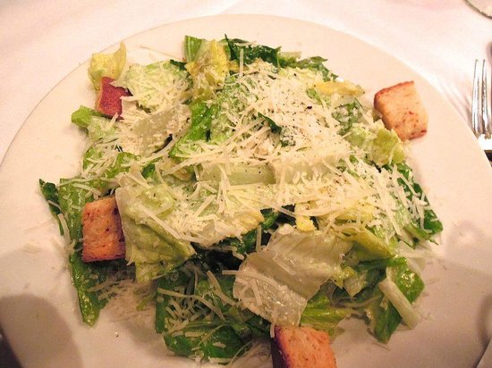 Sullivan's Steakhouse: Caesar Salad